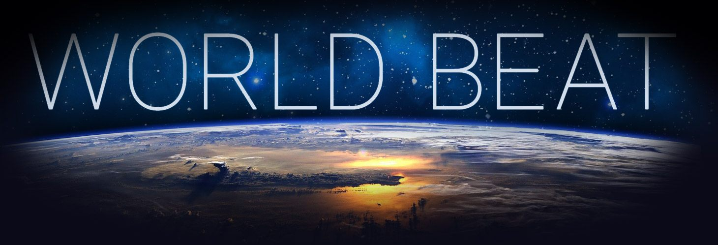 World Beat - Header Logo